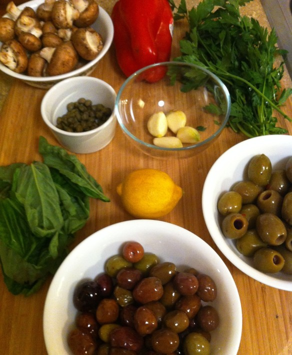 olive tapenade becauseitsgoodforyou