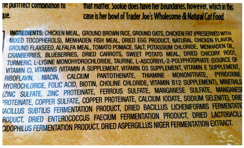 Wholesome pet food because its good for you cat food ingredients label looks like wholesomecatfood2 becauseitsgoodforyou wholesomecatfood2 becauseitsgoodforyou forumfinder Images