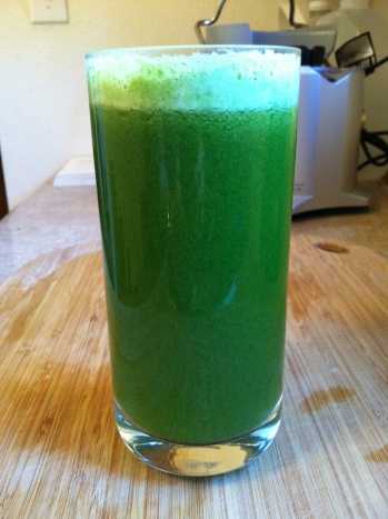Green Juice becauseitsgoodforyou.com