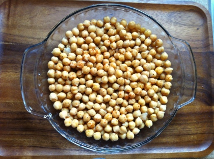 Spicy Chickpea Poppers Becauseitsgoodforyou.com